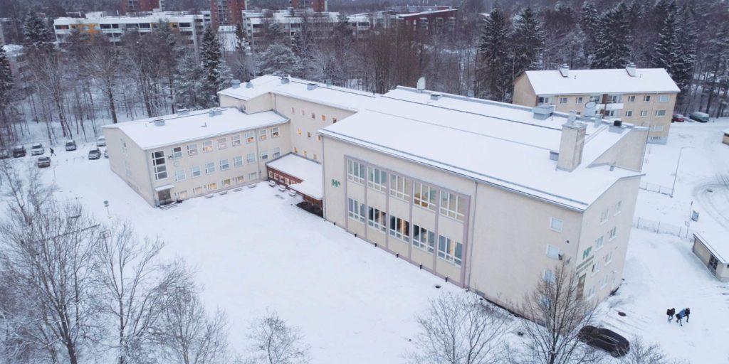 Pohjois-Haagan yhteiskoulu