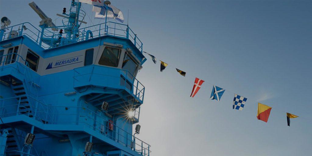 Meriauran laiva